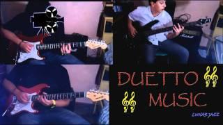 Fabricio e Alfred - Duetto Music - ( Lunar jazz)