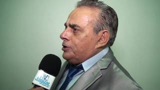 Ex-prefeito Nestor Vasconcelos recebeu homenagem da direção do IFCE de Tabuleiro do Norte