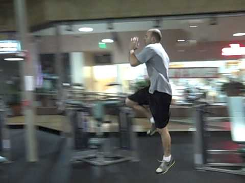 Plyometrics Workout For Beginners | The Art of Manliness