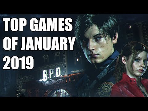 Top Games of January 2019 To Look Forward To [PS4, Xbox One, Switch, PC]
