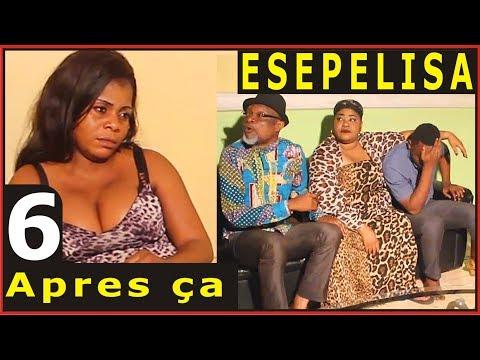 APRES ÇA 6 FIN Buyi-Buyi,Ebakata,Modero,Moseka, Fanny ESEPELISA THEATRE CONGOLAIS NOUVEAUTÉ 2017 rdc
