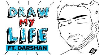 """""""He's a one trick!"""" -  Draw My Life ft. CLG Darshan 