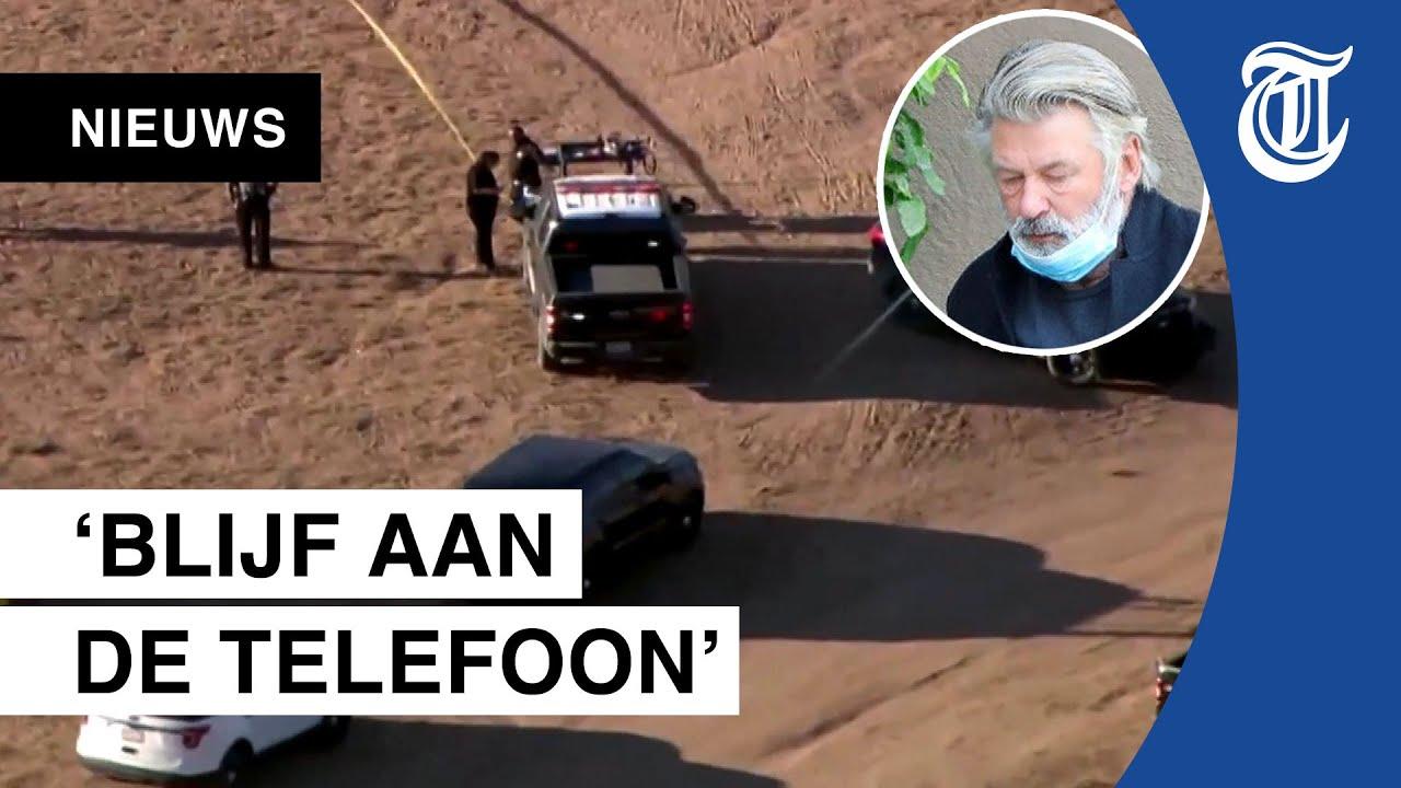 Download Dramatisch 911-gesprek incident Baldwin: 'Snel hulp nodig!'