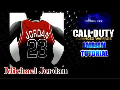 Advanced Warfare Emblem - Michael Jordan