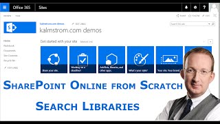 SharePoint Library Search
