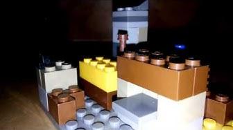 Qủy keustodk trong thành phố lego