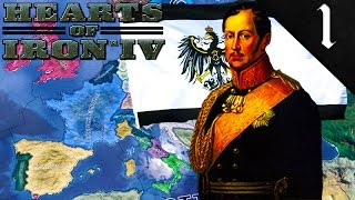 PRUSSIA HEARTS OF IRON 4 NAPOLEONIC WORLD MOD PRUSSIA EP. 1