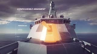 Arrowhead 120 - Capable. Adaptable. Flexible.