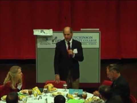 Former FERC Commissioner Marc Spitzer at the Heartland Transmission Conference