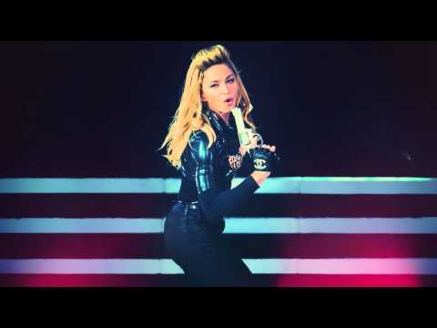Madonna - Intro + Girl Gone Wild (MDNA Tour Live Audio HQ 2.0) HD