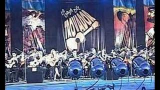 Las 100 Guitarras Mercedinas-Himno Nacional
