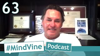 #MindVine Podcast Episode 63 - COVID-19 -  Kelly Hrudey