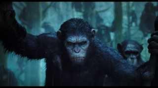 Maymunlar cehennemi safak vakti 2014 trailer