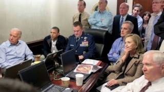 CNN: Secretary of State, Hillary Clinton discusses situation room photo