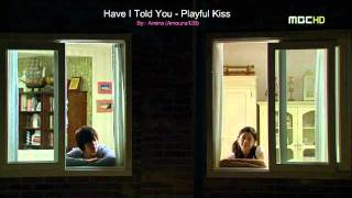 Howl (Have I Told You) - Playful Kiss + Lyrics