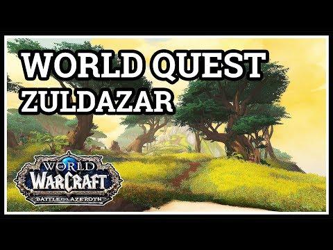 Kandak WoW World Quest