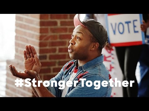 We're #StrongerTogether
