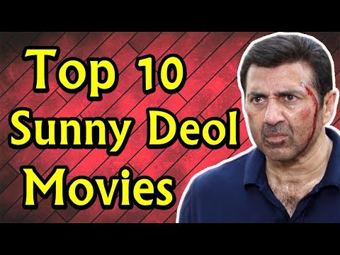 Top 10 Best Movies List of Sunny Deol (All Time)