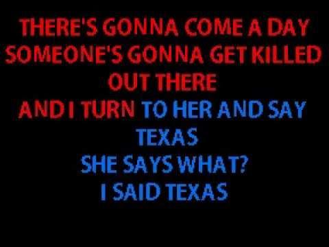 Chris Rea - Texas (karaoke)