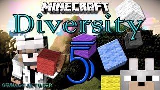 Minecraft Mini-Game: Diversity! [Multi-Genre] PART 5 PARKOUR!!