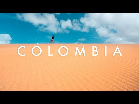TROUBLE IN COLOMBIA – Morten's South America Vlog Ep. 5