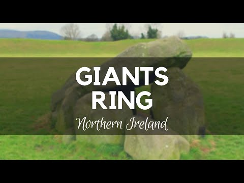 GIANT'S RING - 360 Degree Video Experience - Belfast Northern Ireland - Stone Age in Ireland