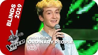 John Legend - Ordinary People (Dio) | Blind Auditions | The Voice Kids 2019 | SAT.1