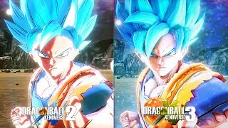 XENOVERSE 3 NEW GRAPHIC MOD In Dragon Ball Xenoverse 2!