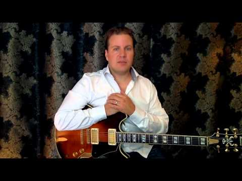Guitar Lesson: Advanced - Substituting Minor Pentatonic Scales by Nick Granville