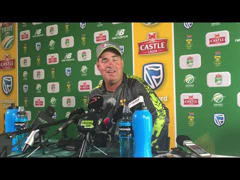 WATCH: Mickey Arthur has a go at the South African pitches