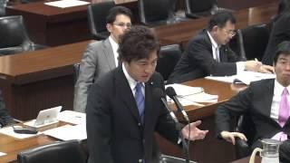 【西野弘一】H250410法務委員会【v.s.谷垣禎一法務大臣】