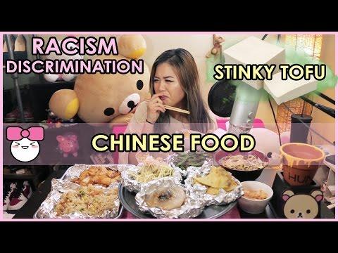 CHINESE FOOD + STINKY TOFU!! MUKBANG [먹방]