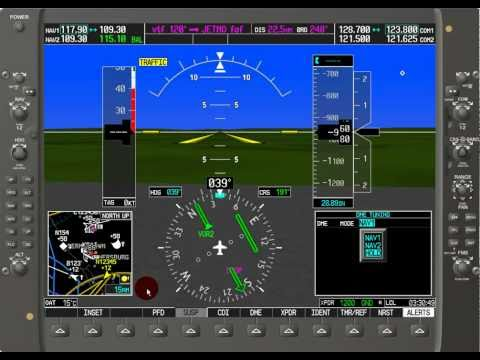 Garmin G1000 Tutorial: NAV Operation