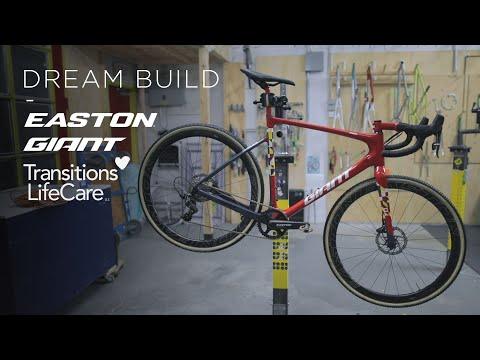 Easton Giant CX: DREAM BUILD GIANT TCX ADVANCED