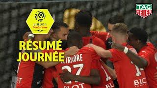 Résumé 2ème journée - Ligue 1 Conforama / 2019-20