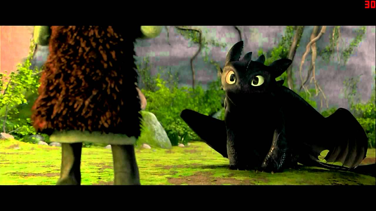 How To Train Your Dragon 2 Toothless Cute