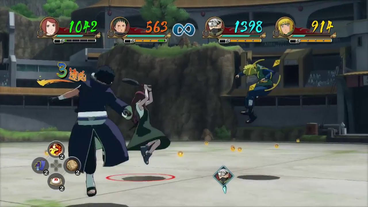 Naruto Storm Revolution PC System Requirements – Anime Games