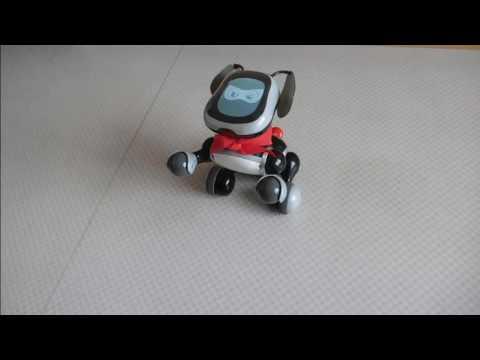 zoomer robot dog instructions