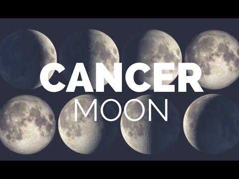 CANCER MOON EMOTIONAL WELL-BEING | Hannah's Elsewhere