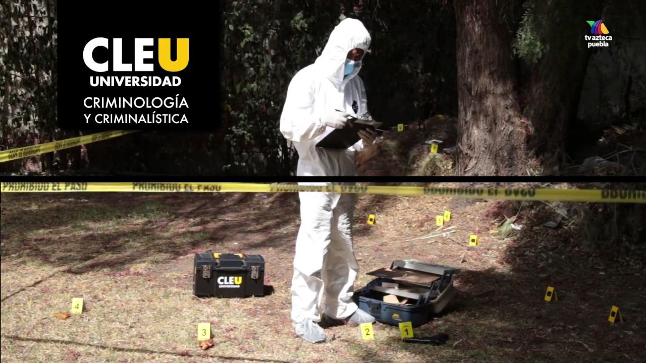 Criminologia y Criminalistica CLEU UNIVERSIDAD - YouTube