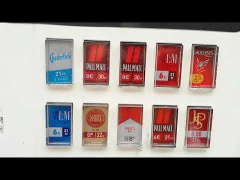 Almanya'da Sigara Fiyatları