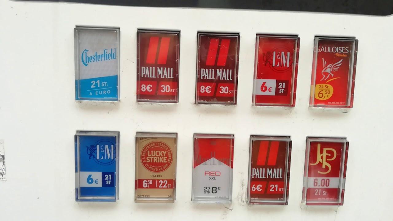 Almanyada Sigara Fiyatları Youtube