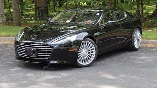 2015 Aston Martin Rapide S | Walk Around | Aston Martin Dealership Washington DC
