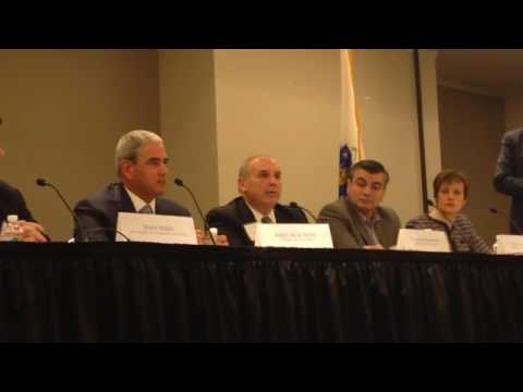 Lowell General Hospital CEO Normand Deschene discusses the future of community hospitals in Massachu