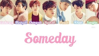 Download Video BTOB (비투비) - SOMEDAY (언젠가) Lyrics (Color Coded/ENG/ROM/HAN) MP3 3GP MP4