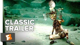 9 (2009) Official Trailer - Elijah Wood, Tim Burton Animated Movie HD