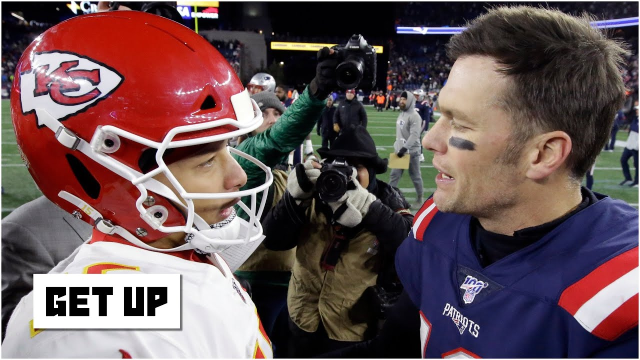 Patrick Mahomes' goal is to chase Tom Brady's legacy - Dan Orlovsky | Get Up