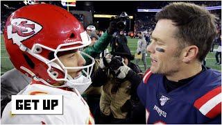 Patrick Mahomes' goal is to chase Tom Brady's legacy - Dan Orlovsky | Get Up