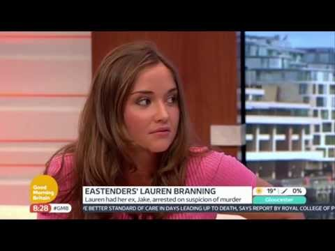 Jacqueline Jossa Interview || Good Morning Britain || 15th May 2014