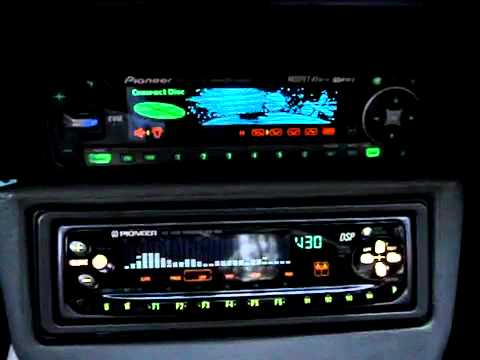Pioneer Deh-p8000r P U0130oneer Deq 9200